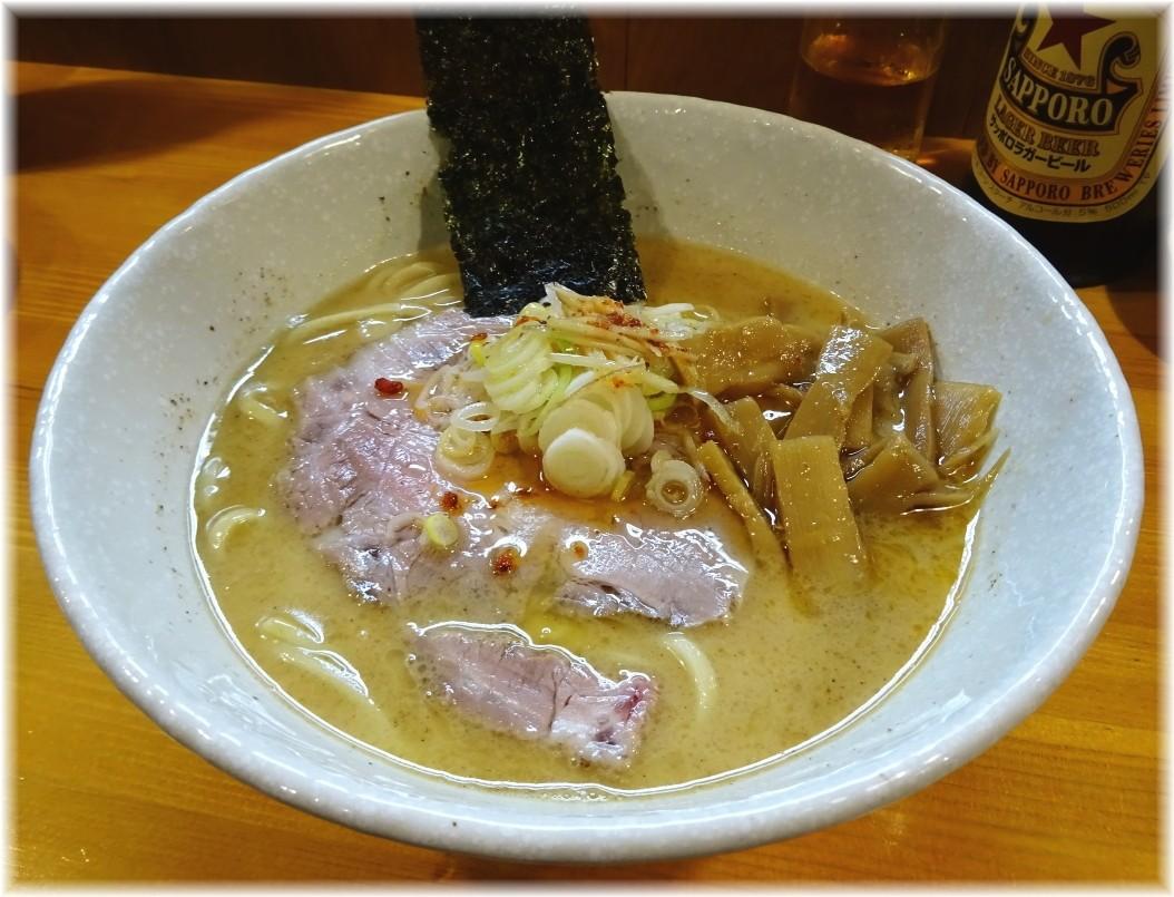 麺屋永太 塩ラーメン