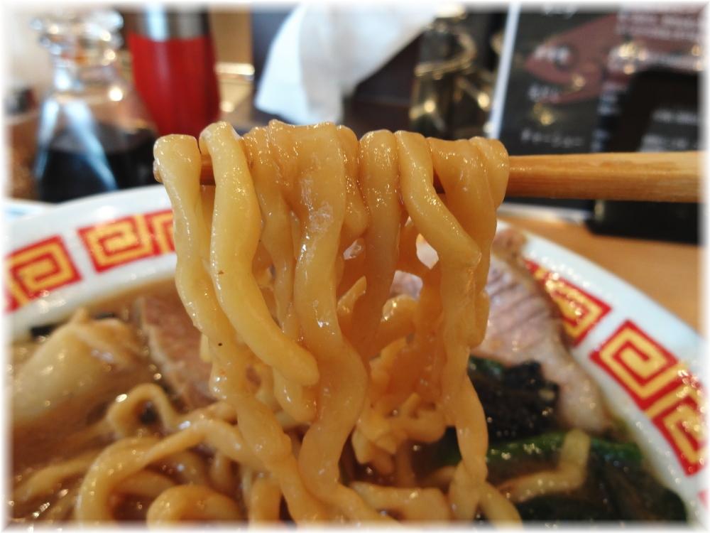 凪Noodle BAR 煮干ラーメンの麺