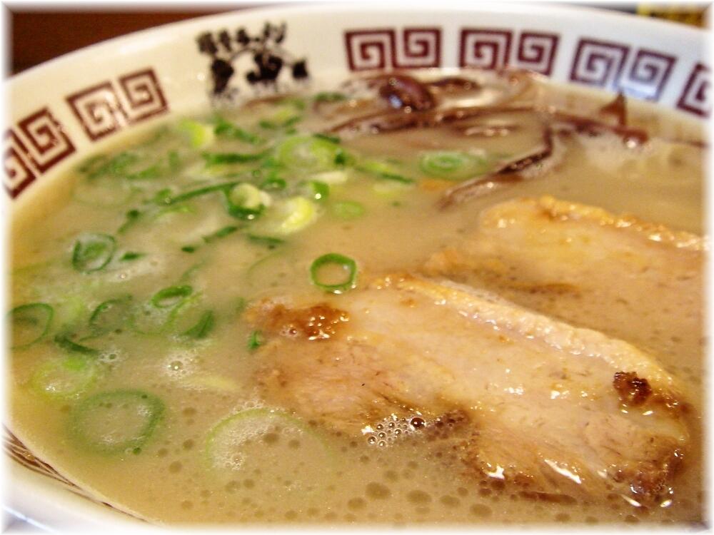 絆 ラーメンのスープ