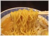 西麻布どぎゃん 味噌バターラーメンの麺