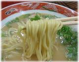 二葉亭 ラーメンの麺