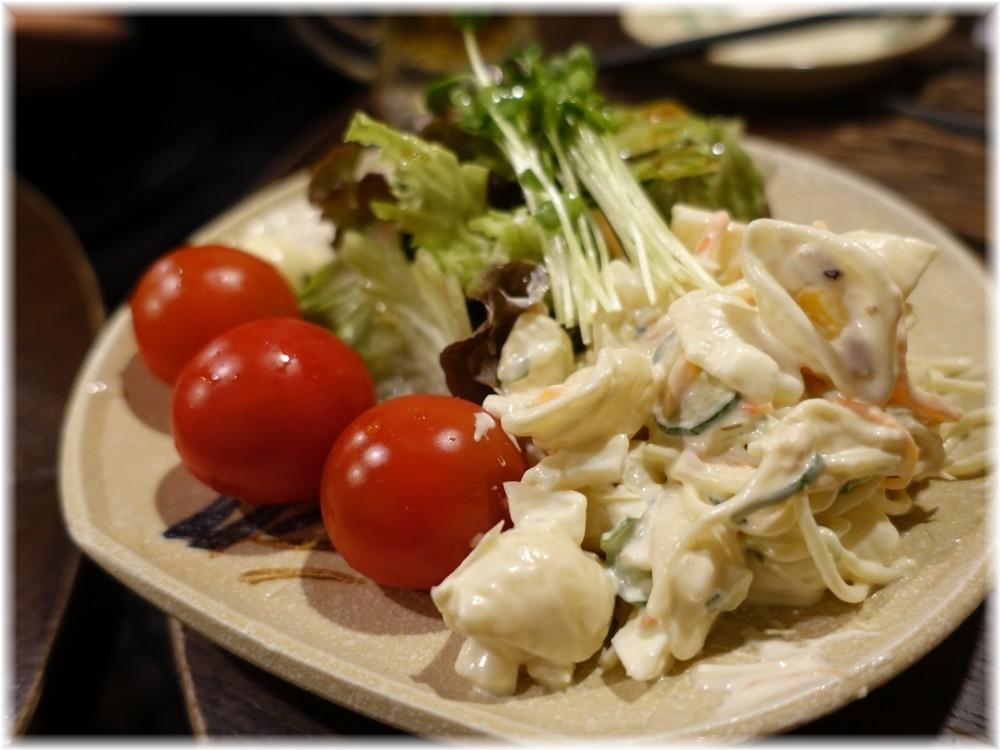 金町製麺9 マカロニサラダ