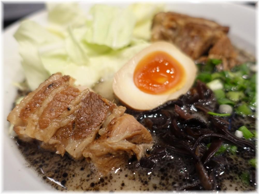 麺屋MANI 特製角煮の具