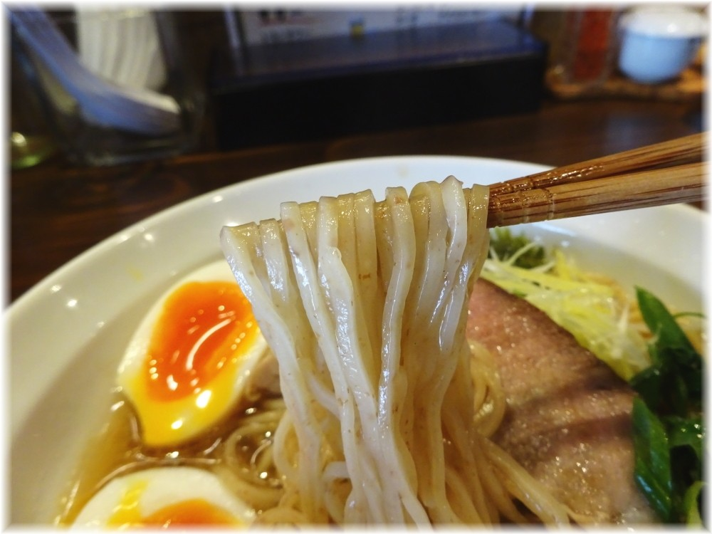 JapaneseNoodles88 特製あっさり鯛だしらーめんの麺