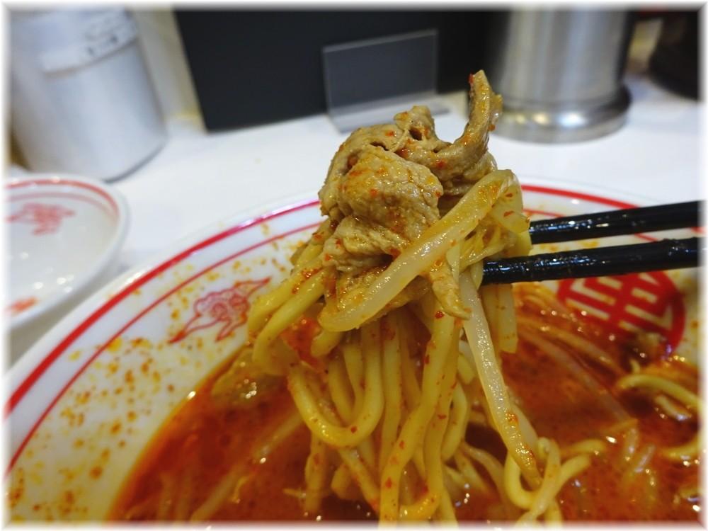 中本大宮店 北極の麺2