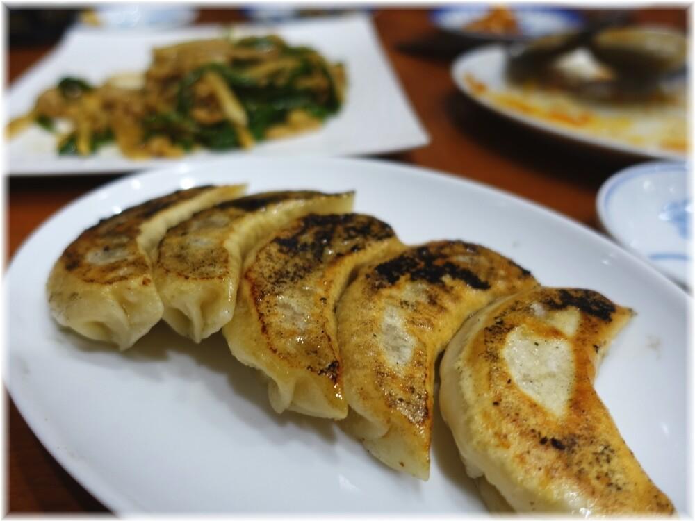 中華料理十八番 餃子