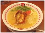 太陽のトマト麺 新お茶の水支店 鶏パイタン麺