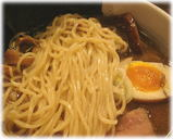 創新麺庵 生粋 上生粋醤油の麺