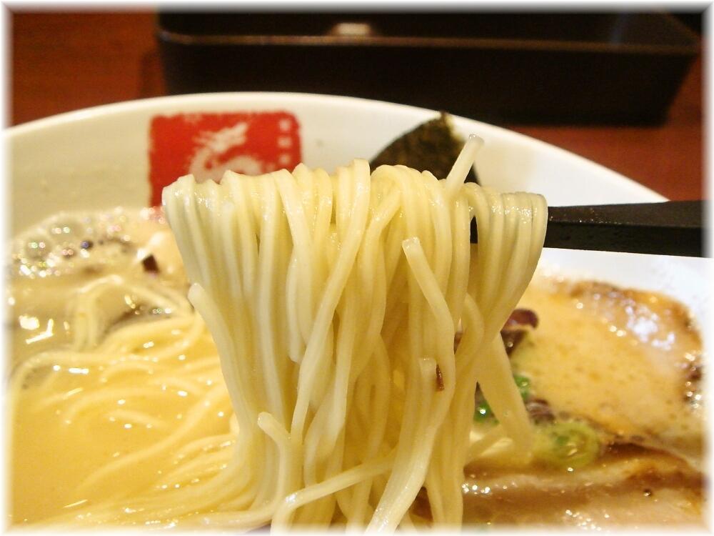 清陽軒 すっぴんラーメンの麺