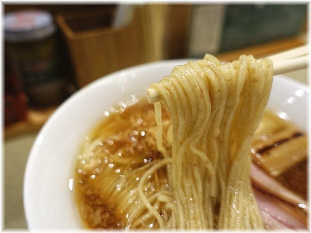 鴨to葱 鴨らぁ麺の麺