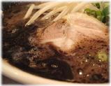なんつッ亭川崎店 らーめんのスープ