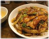 万豚記 神田小川町店 和肉炸麺