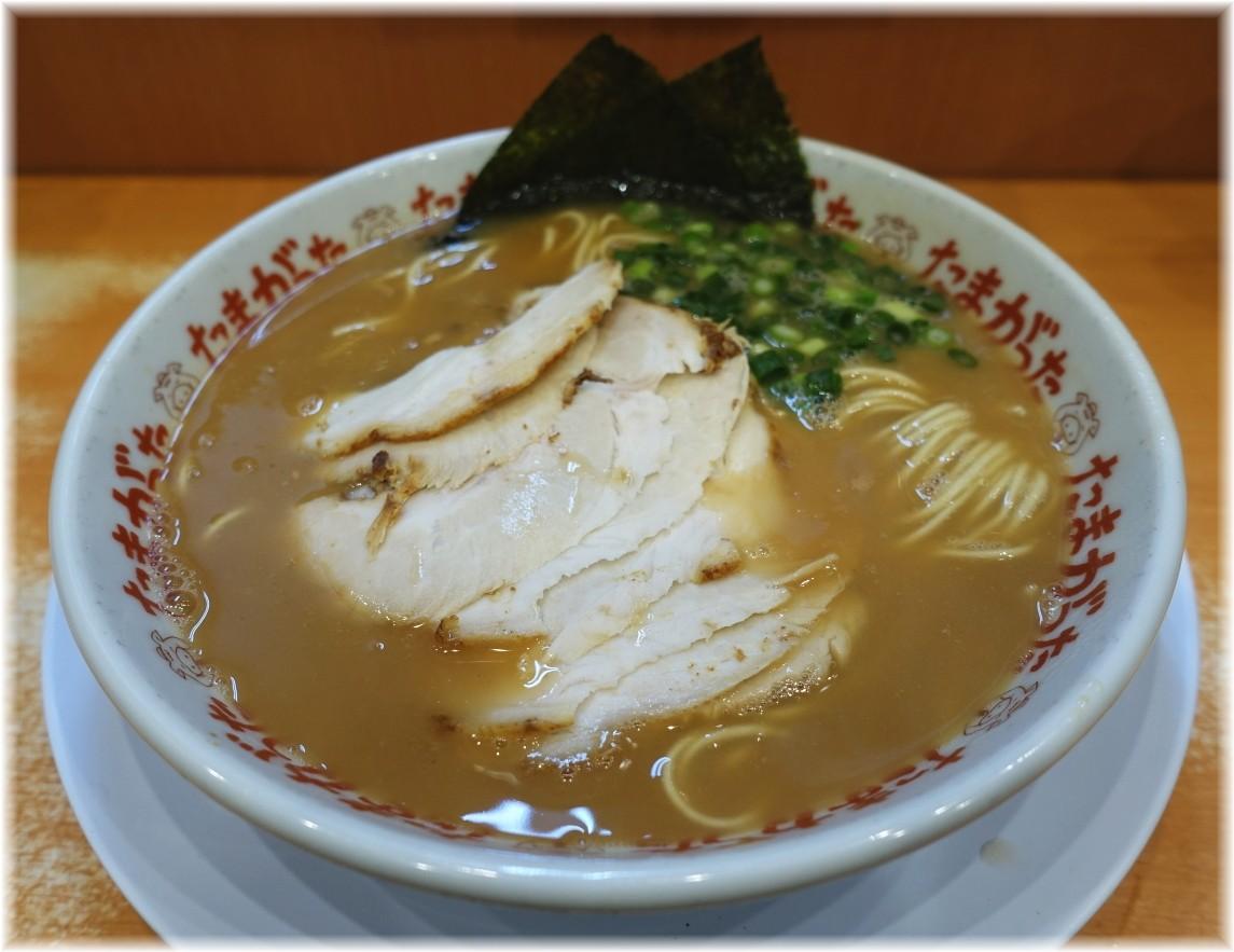 たまがった横浜西口店 チャーシューメン