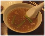 支那そば きび スープ割