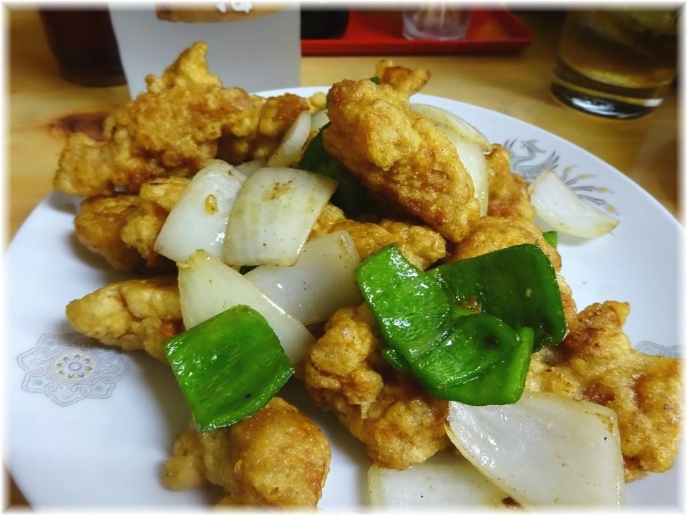 兆徳 若鶏の山椒風味唐揚げ