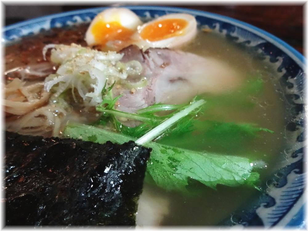 麺工房 隠國 隠國スペシャル(塩)の具