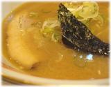 北○(北まる) 味噌ラーメンのスープ
