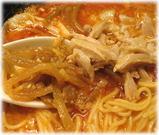 グスタメン 鶏絲担担麺の具
