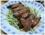 呑龍 牛タンステーキ