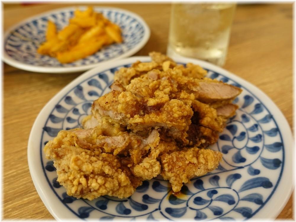 スパイス食堂サワキチ 鶏の唐揚げ