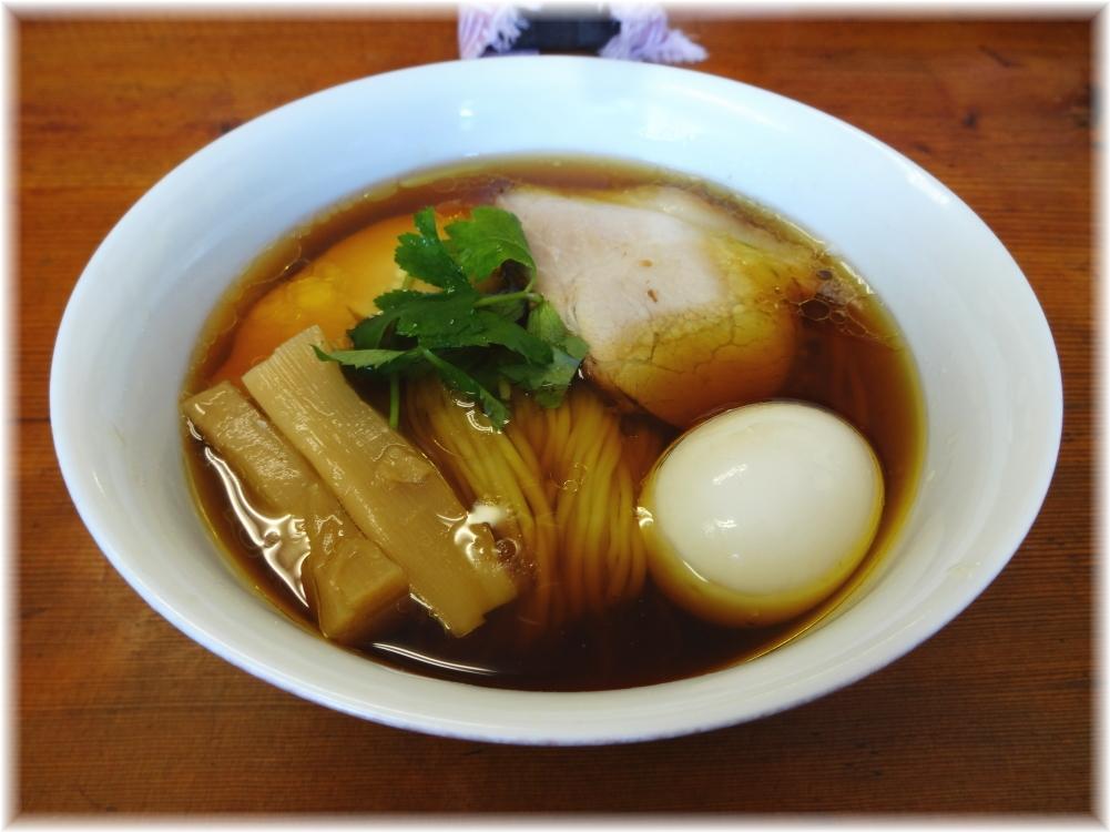 飯田商店3 醤油らぁ麺