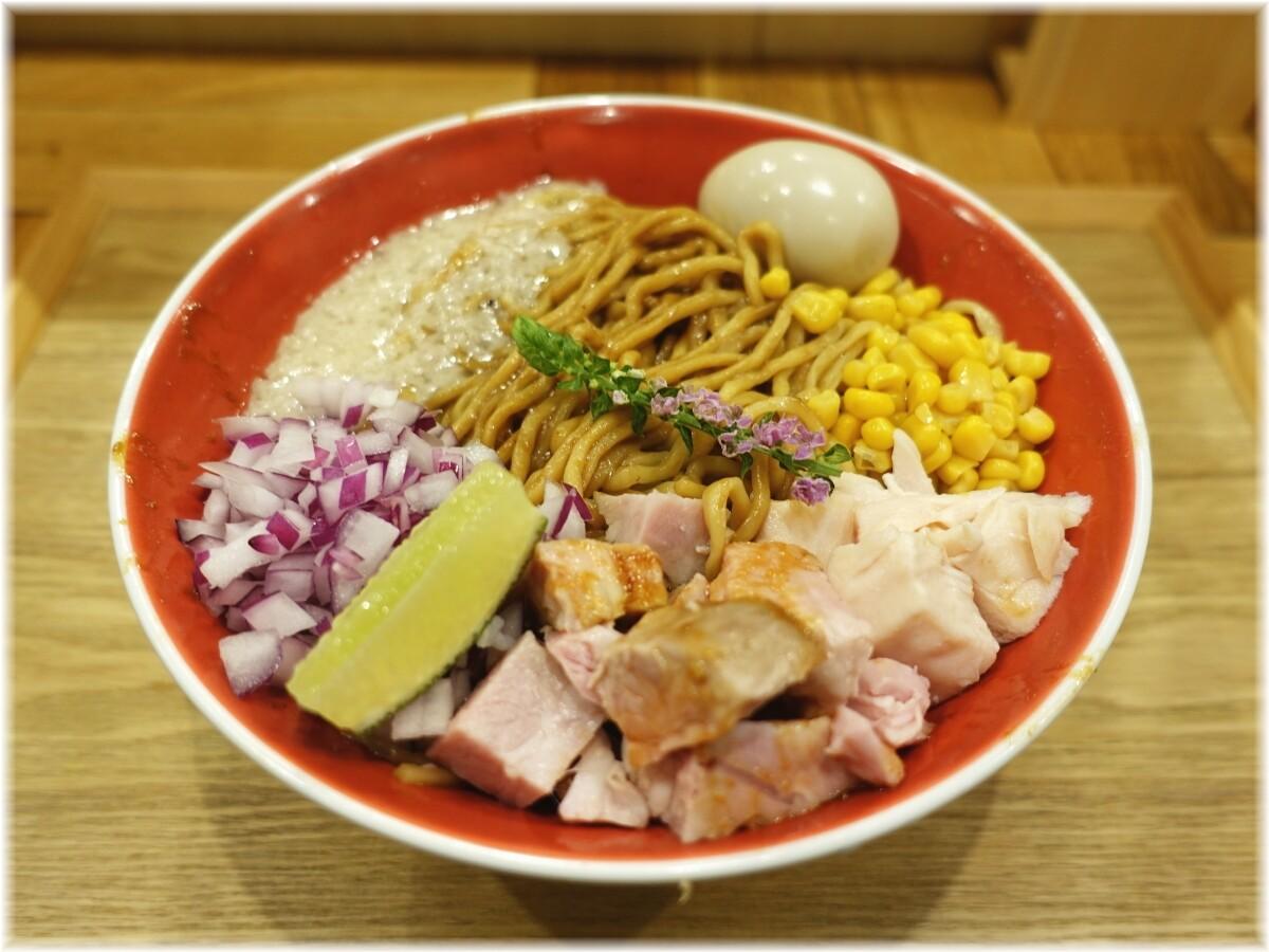 柿田川ひばり2 味噌和え麺