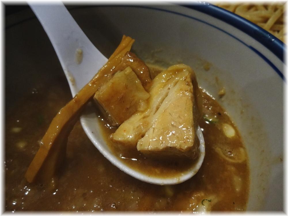 麺やポツリ 濃厚煮干しつけ麺の具