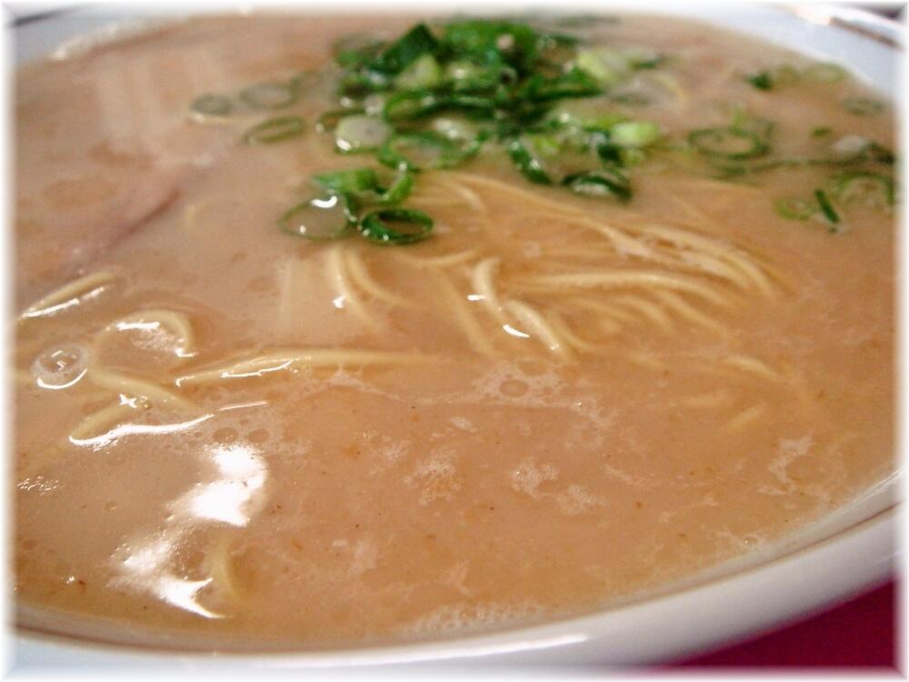 一九ラーメン ラーメンのスープ