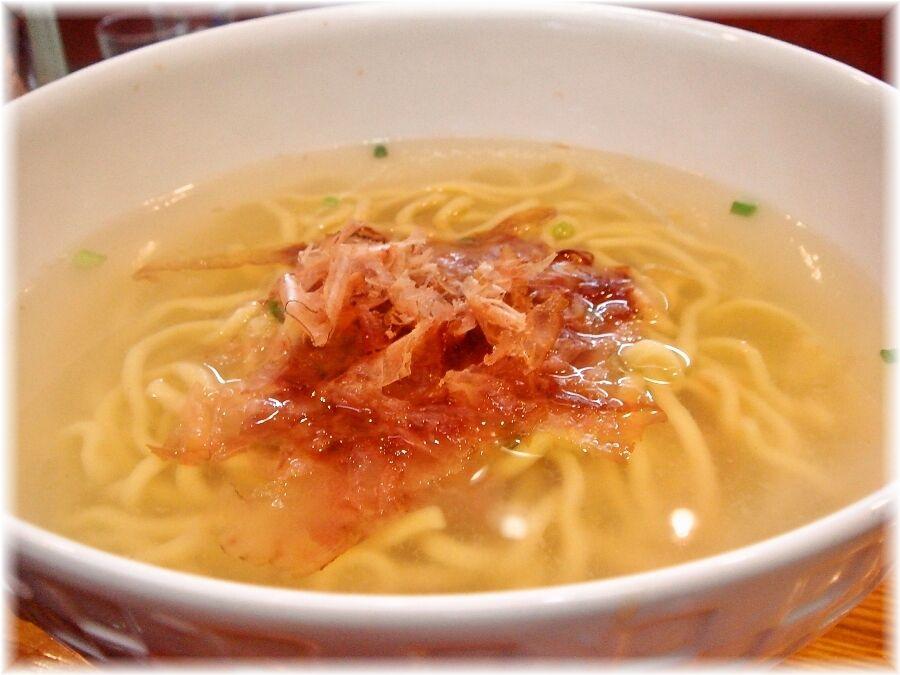 大文字 釜あげ麺