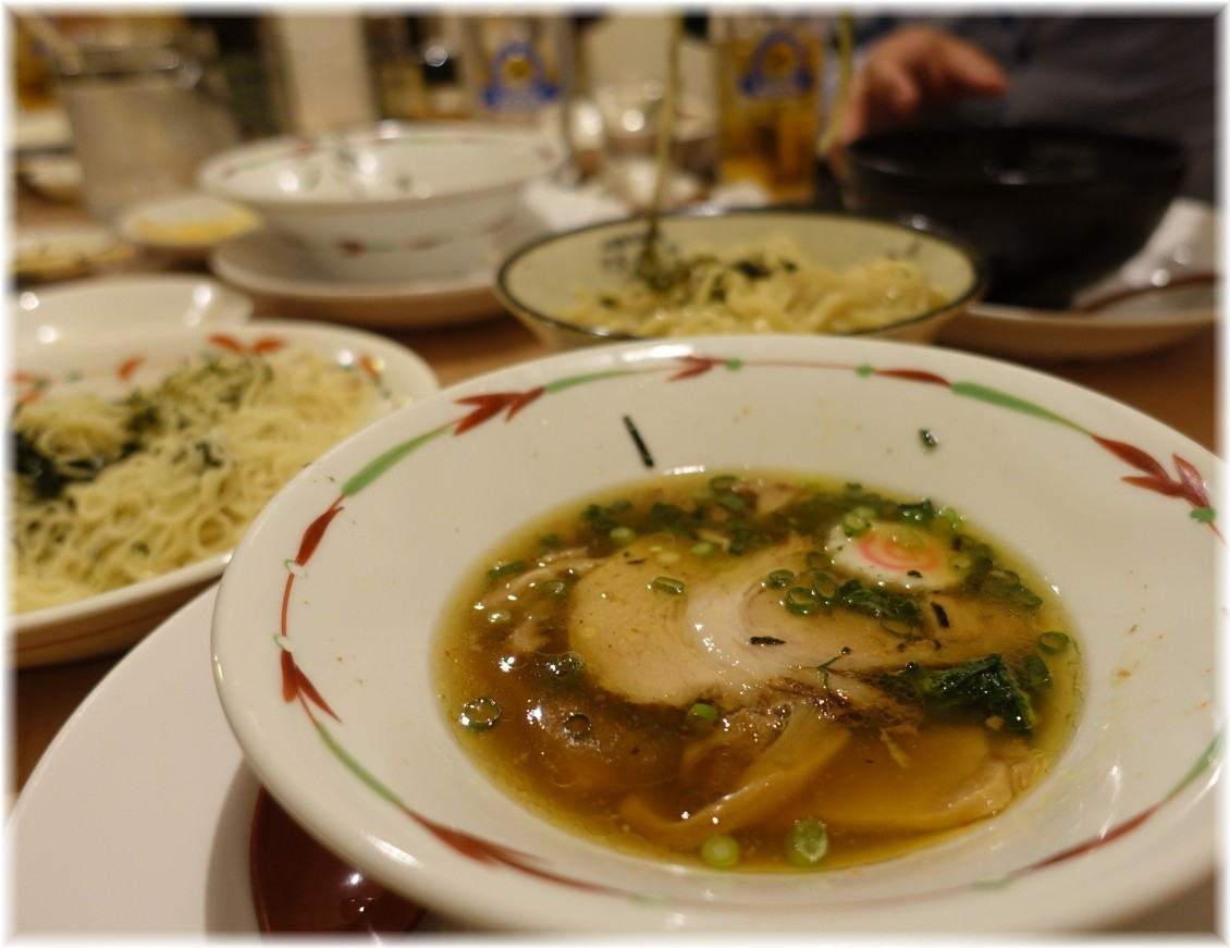 大喜7 塩つけ麺