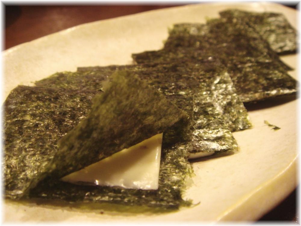もぐや 海苔チーズ
