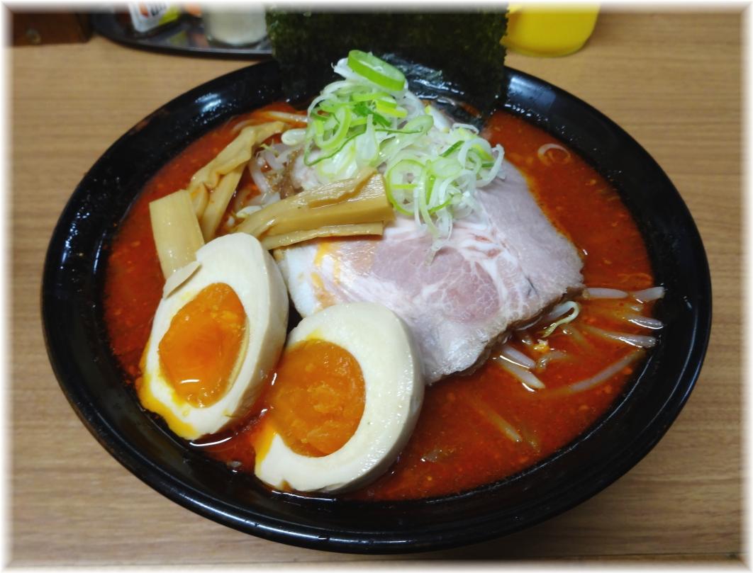 札幌らーめん親 味噌オロチョン+特製味玉