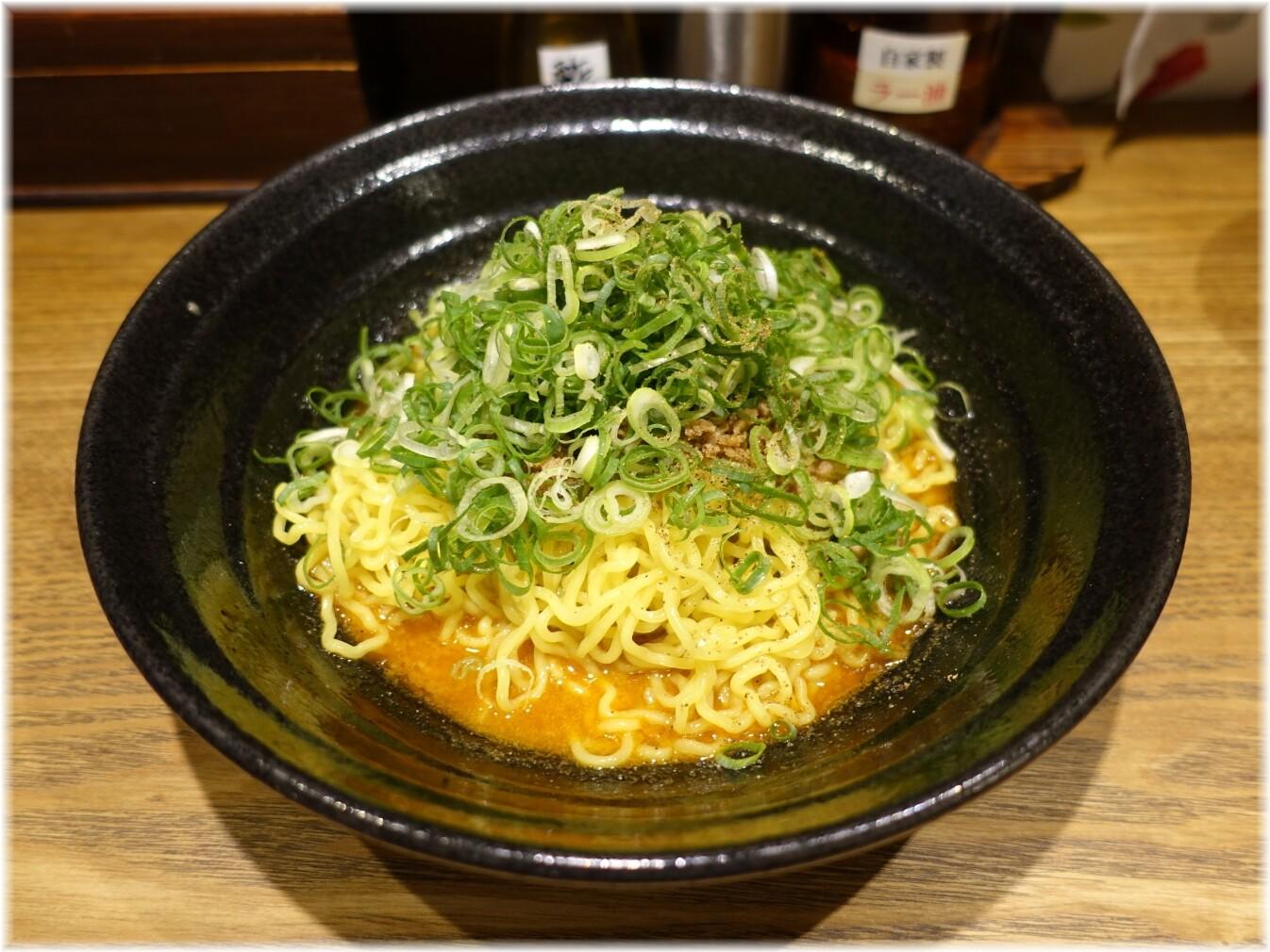 ぐりんぐりん 広島式汁なし担々麺