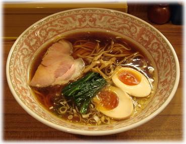 麺処 三四郎 むらさき(しょう油)