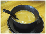 ramenorz えびつけ麺のスープ割り