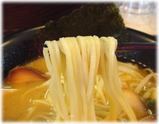 TOKYO 鶏そば TOMO 味玉ラーメンの麺