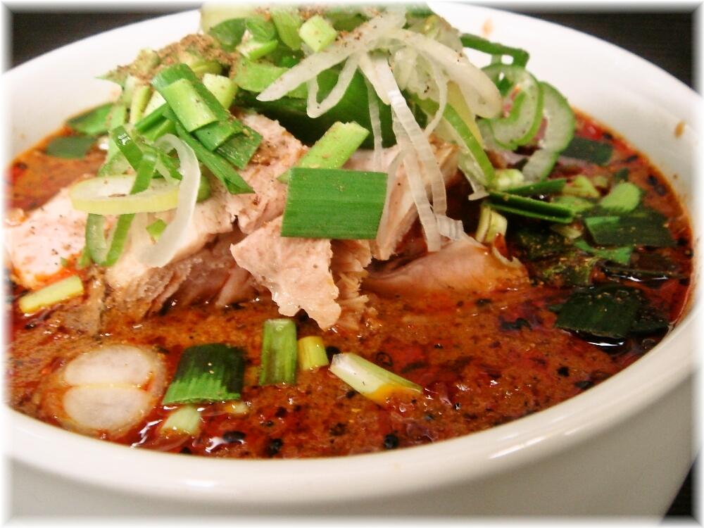 男のラーメン山本 男の担々麺(3辛)の具