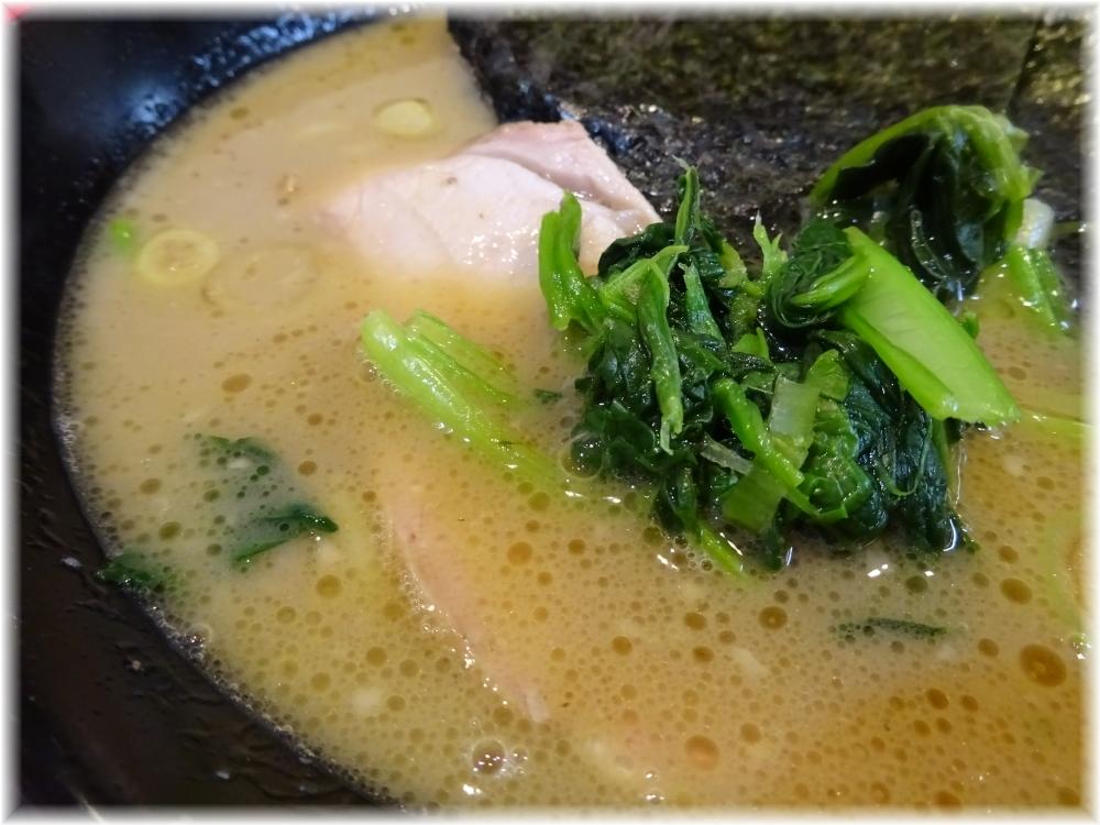 王道之印 ラーメンのスープ