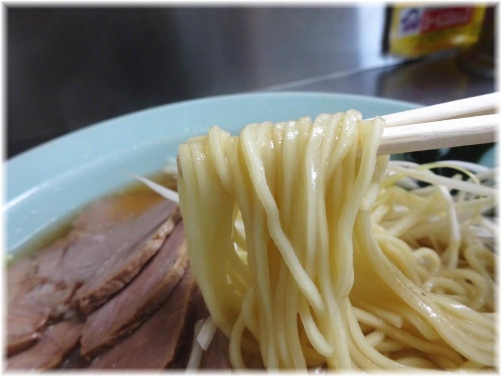 ラーメンショップ宮原店 ネギチャーシューラーメンの麺
