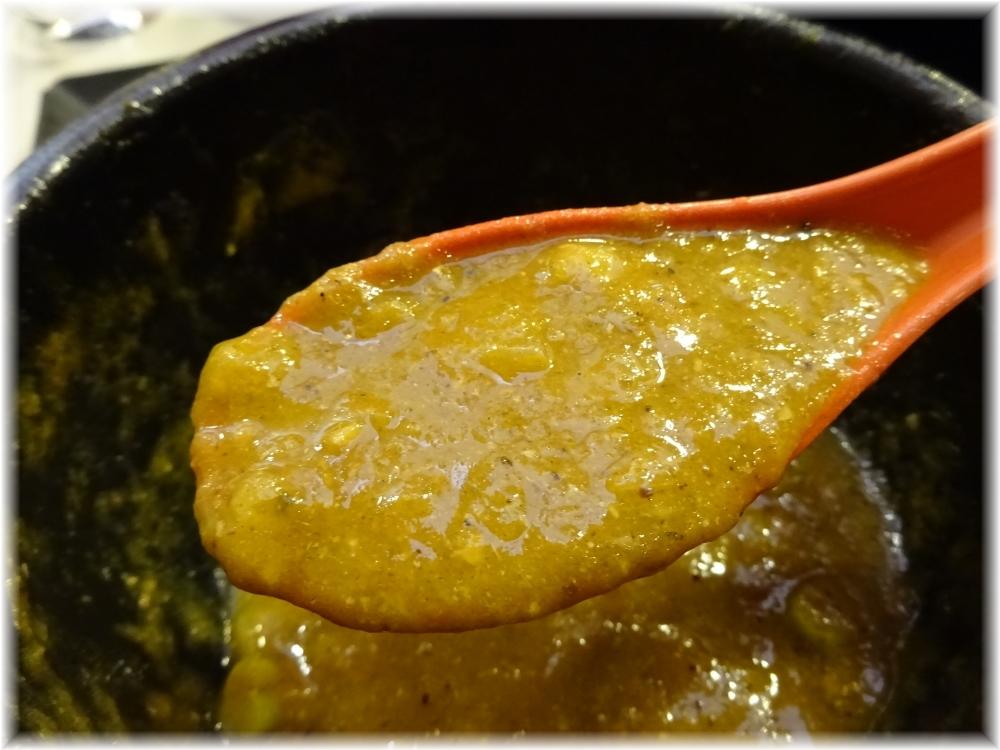 ゴル麺。横浜本店 つけ麺味玉入りのつけ汁2