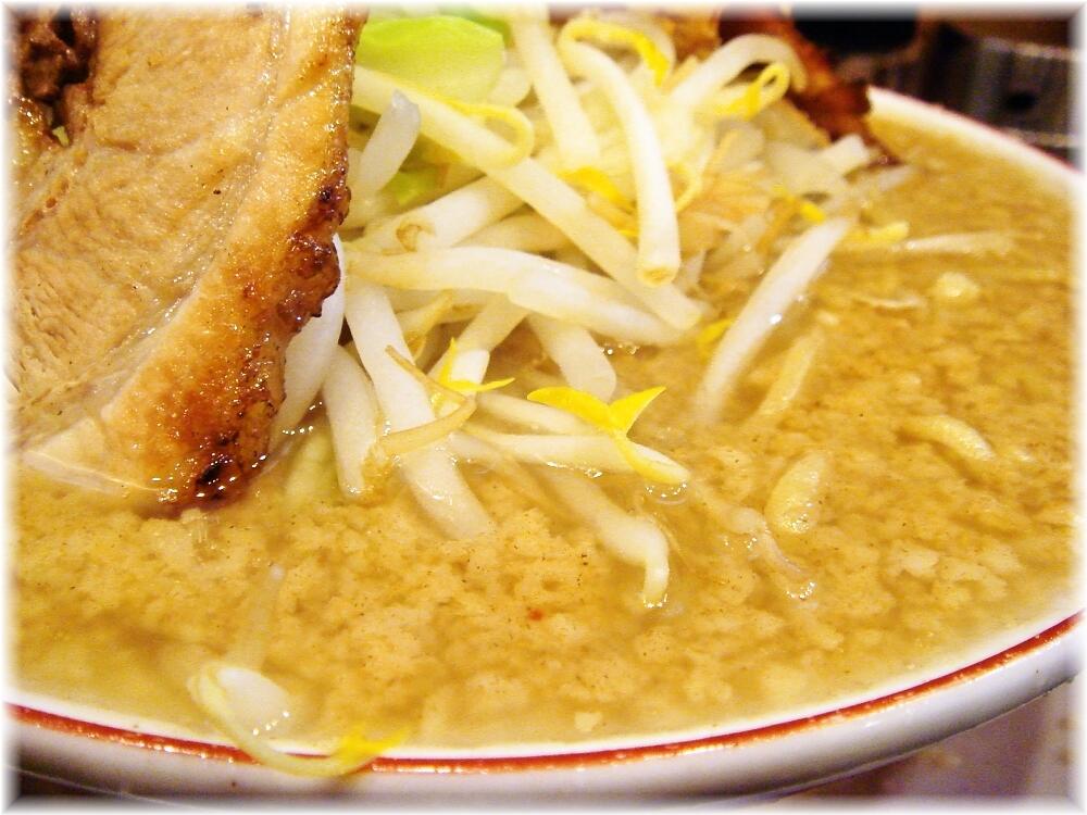 せたが屋本店 魚郎らーめんのスープ