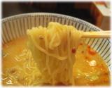 霞舫二号店 特製担担麺の麺