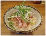 麺処三四郎 チャーシューのたたき飯