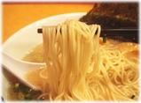 山小屋 昭和ラーメンの麺
