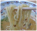 山んラーメン 担々麺の麺
