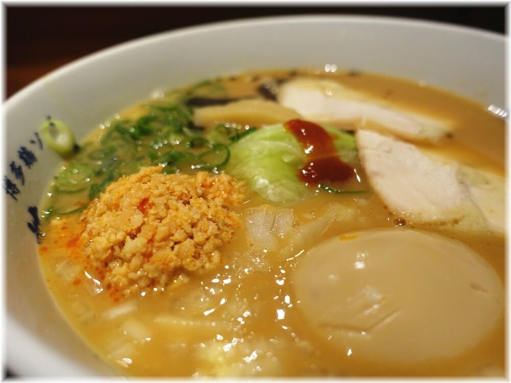 博多鶏ソバ華味鳥2 特濃味噌ソバの具