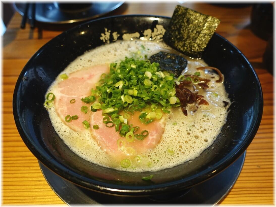 博多一瑞亭三田店7 ラーメン