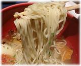 銀座五行 鶏塩麺の麺
