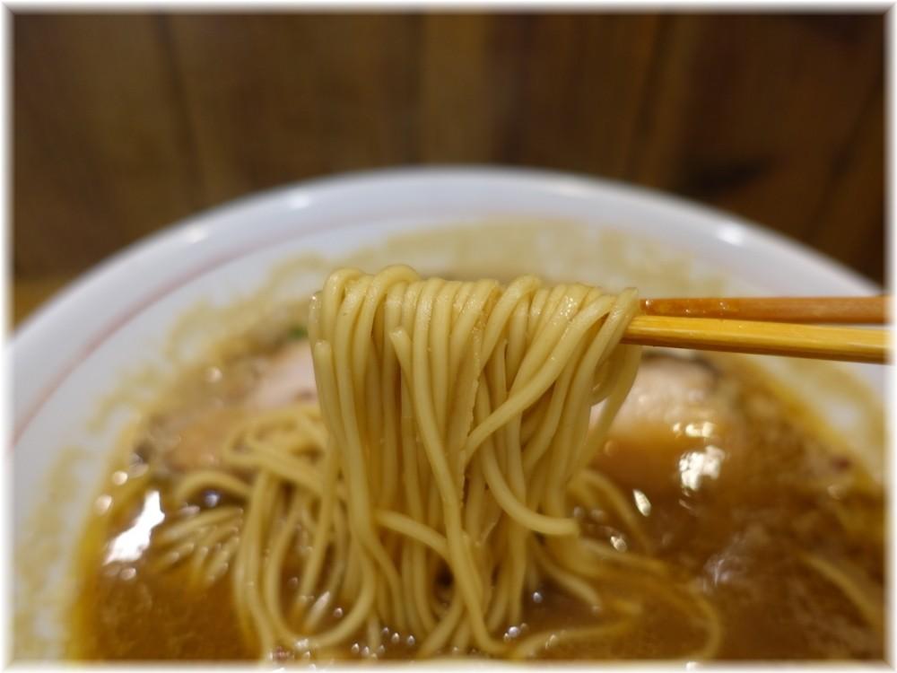 KABOちゃん スパイシー味噌中華そばの麺