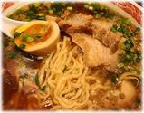 麺一筋 水道橋東口店 魂のラーメンの麺